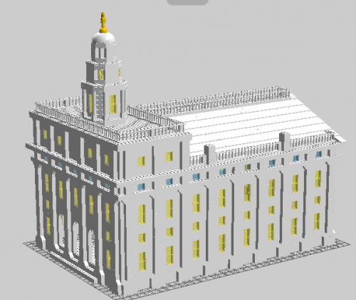 Collector's Edition Nauvoo Temple