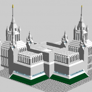 Collector's Edition San Diego Temple